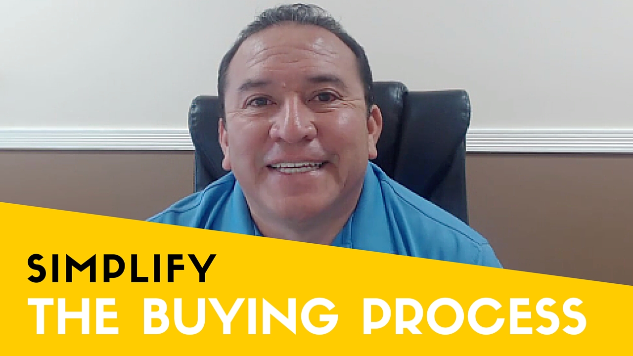 SIMPLIFY buying process gardena real estate