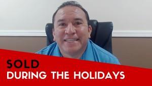 soldduring holidays