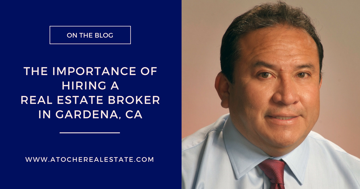 The Importance Of Hiring A Real Estate Broker