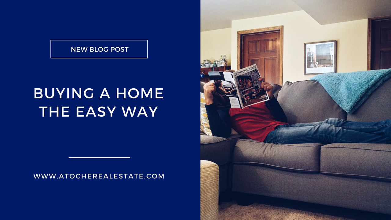 buying a home the easy way